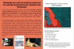 2014-2015-Histoire de l'art et sciences sociales