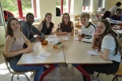 2017-2018-Visite d'élèves hollandais