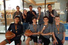 2018-2019-Finale de l'interécole de basket