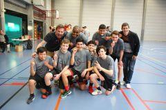 2018-2019-Tournoi interécole en basket